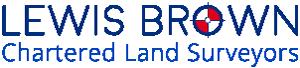Lewis Brown Chartered Land Surveyors Logo