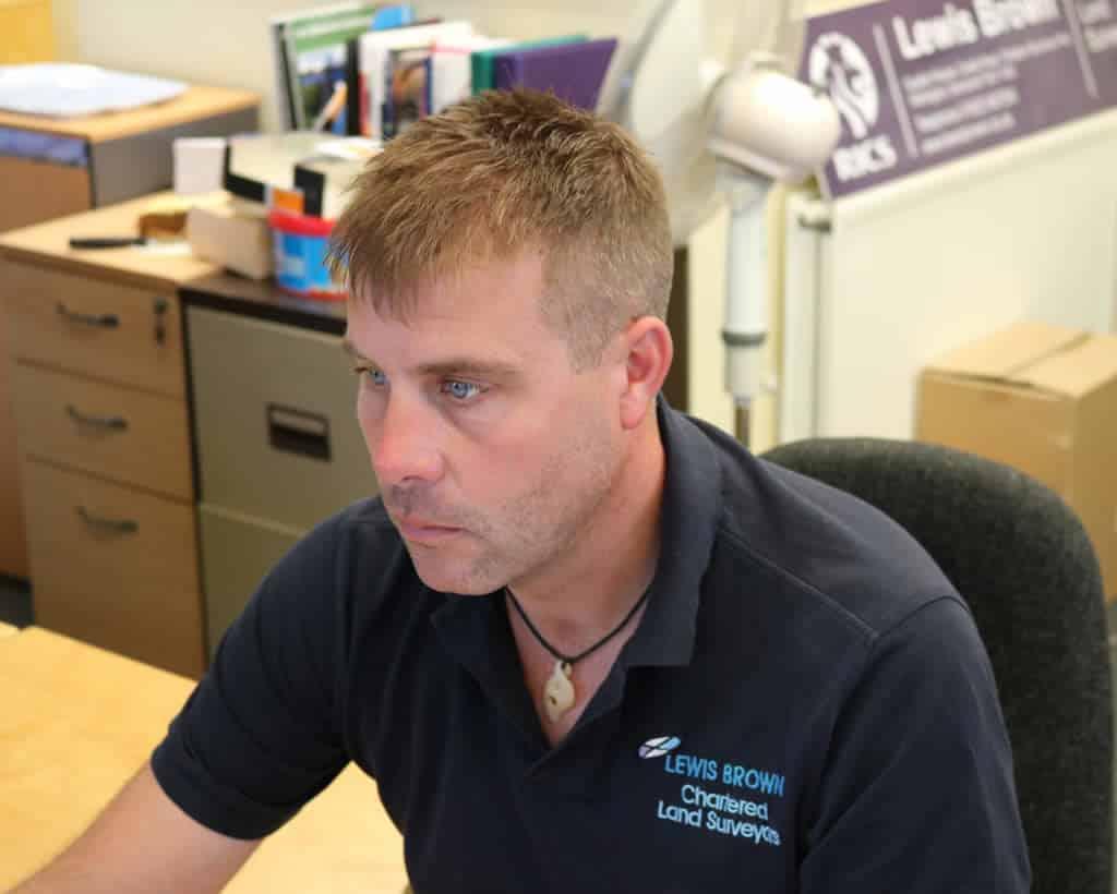 Dave Bentley - Assistant Land Surveyor