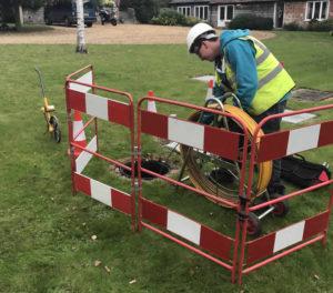 Drainage and Utility Surveys Image 2