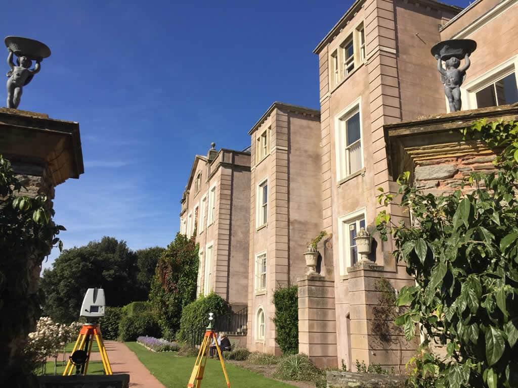 Hestercombe House - Portfolio Thumbnail