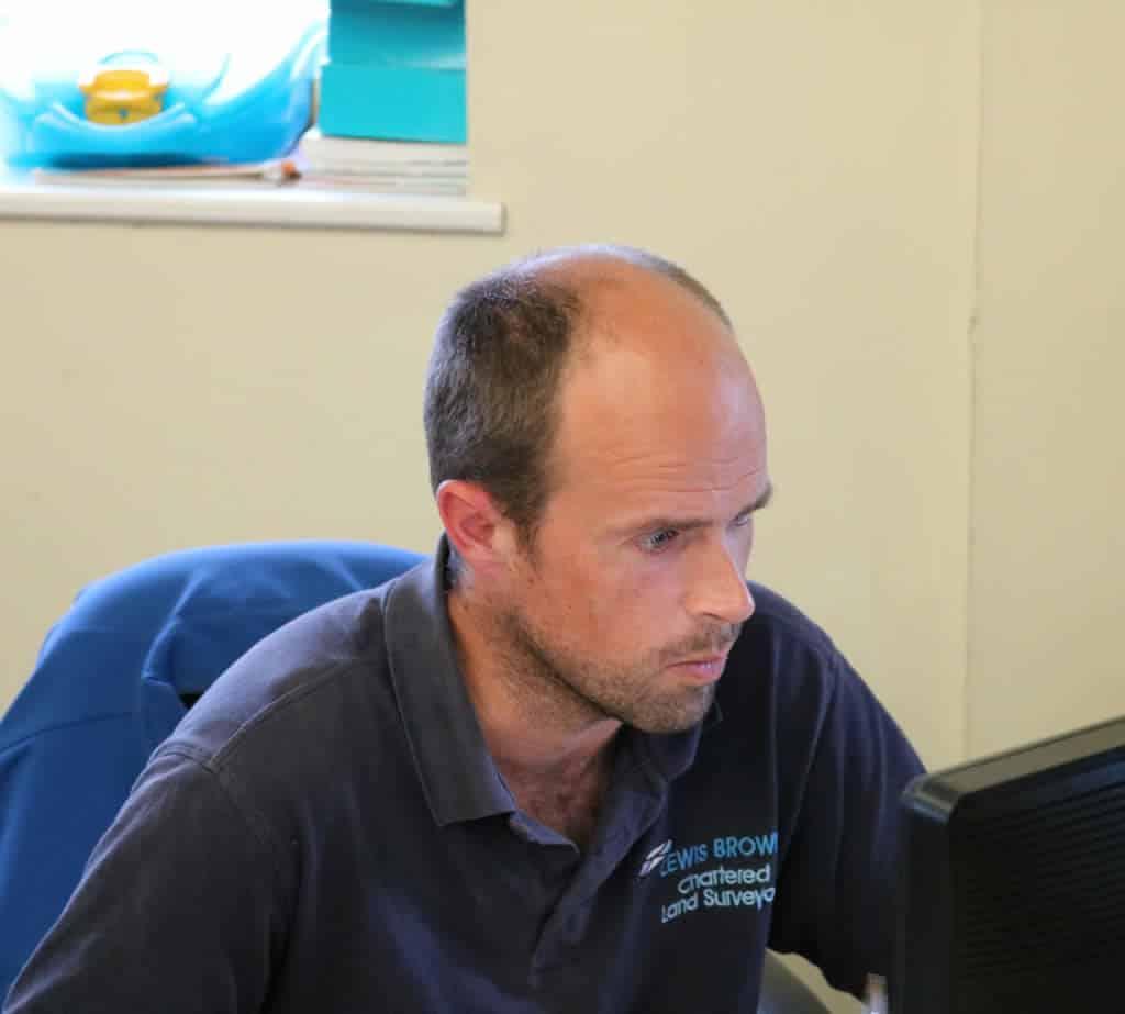 Marc Arscott - Land and Measured Building Surveyor